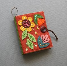 Flora Needle Book No. 11 | Flickr - Photo Sharing!