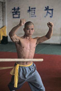 CHINA. Henan. 2004. Shaolin Monastery