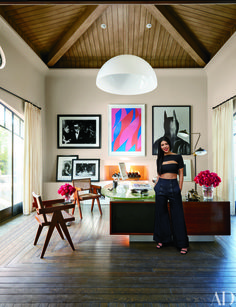 Step inside Khloé and Kourtney's jaw-dropping LA homes