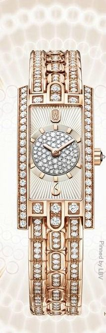 Harry Winston The Avenue C Mini Art Deco | LBV ♥✤