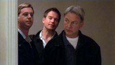 NCIS 04x22 In The Dark Ncis Tv Series, Abby Sciuto, Leroy Jethro Gibbs, Gibbs Rules, Ncis Cast, Michael Weatherly, Mark Harmon, Special Agent, Season 4