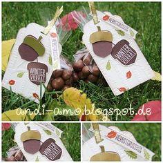 Anhänger gemacht mit der Trio-Eckstanze von Stampin Up: www.andi-amo.blogspot.de