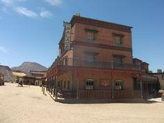 poblado wester TABERNAS