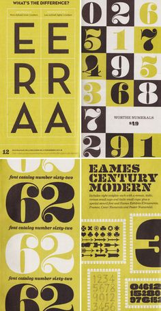 House Industries Catalog #62