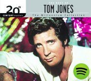 And no self-respecting Caturday music fest would be complete without Tom Jones!  #tomjones #whatsnewpussycat #caturday