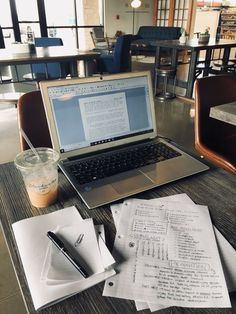 studyblr — hannybstudies: my real study spot: an. studyblr — hannybstudies: my real study spot: an. College Motivation, Study Motivation, Book And Coffee, Coffee Study, Planning School, Study Pictures, Study Organization, School Study Tips, School Ideas