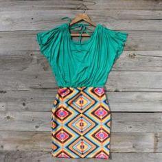 Geometrics Dress