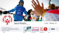 Special Olympics Facebook Timeline Cover Photo