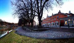 Turku, the oldest city of Finland