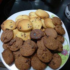 Μπισκότα βουτύρου χωρίς γλουτένη, γάλα και αυγά