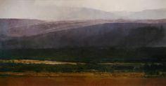 """Morning Light - Wasatch Plateau"" by Douglas Fryer, 2011"
