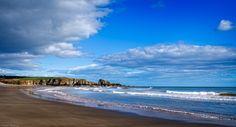 Bunmahon Beach, County Waterford, Ireland.