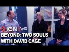 Talking Beyond: Two Souls with David Cage