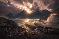 Boom by Marc Adamus on 500px; Patagonia