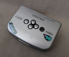 Vintage Sony Walkman WM-EX406 Cassette Player Sony Walkman Remote Control Player Mega Bass Tape Player