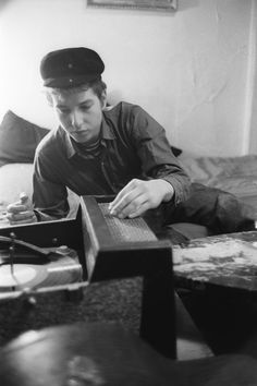 Bob Dylan's Early Da