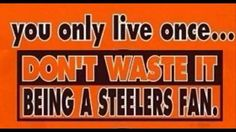 Live and be a BROWNS FAN
