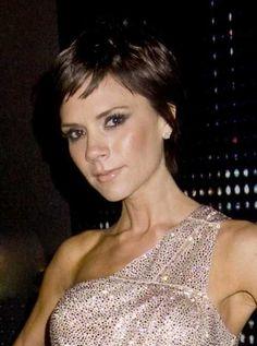 Más de 20 cortes de Victoria Beckham Pixie //  #Beckham #Cortes #más #Pixie #Victoria