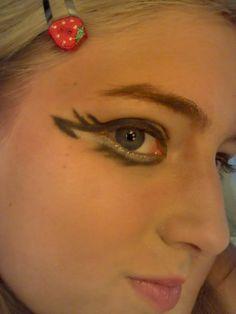 Anime Eyes Makeup by Coolcatz56.deviantart.com on @deviantART