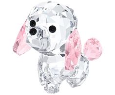 Representing peace and love, Puppy - Rosie The Poodle will put a smile on your face. She is crafted in a sparkling mix of clear and pink crystal,... Shop now