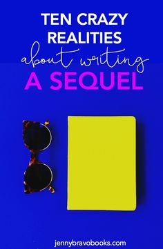 Want to know how to write a sequel? This post covers ten truths about writing…