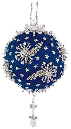 Christmas ornament inspiration - Shooting Star