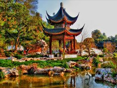 Huntington Gardens In Pasadena, #California