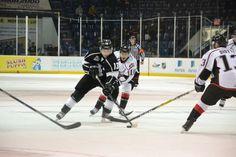 Les Huskies servent une leçon de hockey aux Olympiques - Info07 - La Revue