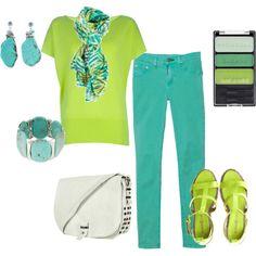i want colored pants