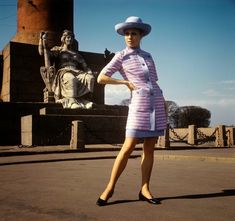 vintage everyday: Beautiful Soviet Fashion of the 1960s and 1970s