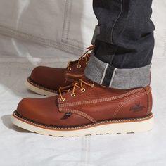 Thorogood Men's American Heritage Six-Inch Plain-Toe Boot - Google Search