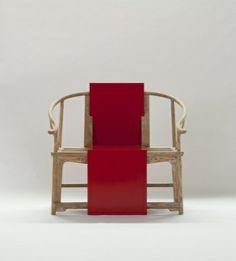 Shao Fan, King Chair, 1995-2012 from Chinese Design Today show