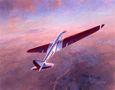 Long-distance flight world record opportunity KOKEN-KI (Long-Range Research plane)