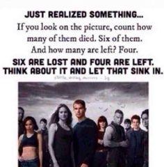 ~Divergent~ ~Insurgent~ ~Allegiant~ Oh my gosh I'm crying. Divergent Memes, Divergent Hunger Games, Divergent Fandom, Divergent Trilogy, Divergent Insurgent Allegiant, Insurgent Quotes, Book Tv, Book Nerd, Allegiant