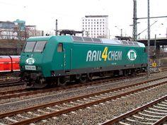 145-CL 003  RAIL 4 CHEM ITL