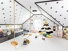 Inspiring for Pint-Sizers: 30 Creative Kids' Rooms