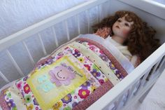 Quilt, Sheet and Pillow Sets for Dolls prams and Cots  Tee Tee's Designs on Facebook