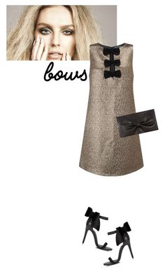"""""""bows"""" by hajni0103 ❤ liked on Polyvore featuring Miss Selfridge, Coast and bows"""