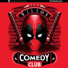 Who love most funny comedy character of all and it is me the deadpool