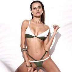 1d9bca61c5b Wholesale Hot New Design Sexy Brazilian Bikini 2016 Swimwear Women Swimsuit  Biquini Push Up Bikinis Set Bathing Suit maillot de bain femme Online From  China
