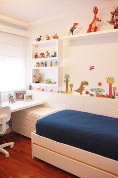 Ideias para decorar quartos de meninos
