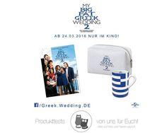 GREEK WEDDING 2 Gewinnspiel | Produkttests von uns für Euch!