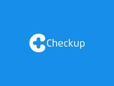 Checkup - Medical App Logo by Aditya Chhatrala