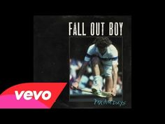 """Escucha todo el EP de Fall Out Boy: """"Pax Am Days"""", antes de su estreno"""