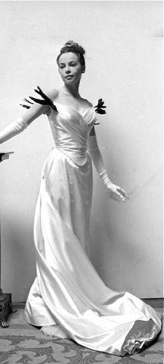Leslie Caron in Gigi 1958