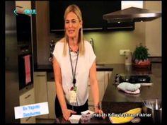 Hayatı Kolaylaştıran Fikirler - 1. Bölüm  Dondurma yapımı-mum kaplama