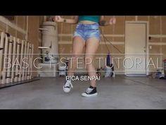 Rica Senpai Shuffle Tutorial | Basic T-Step