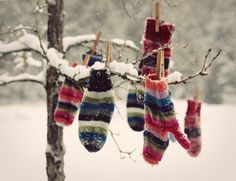 Every winter season the mystery of whether we have a matching or just two mittens before the first snow storm starts off a search through . I Love Winter, Winter Fun, Winter Season, Winter Christmas, Merry Christmas, Hello Winter, Country Christmas, Nordic Christmas, Black Christmas