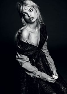 Daphne Groeneveld by Lachlan Bailey for Twin Magazine Spring/Summer 2013