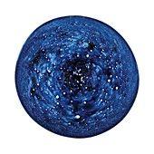 Evolution by Waterford Celestial Centerpiece Platter